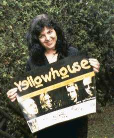 Heidi K.: Winner of the autographed Yellowhouse-Poster