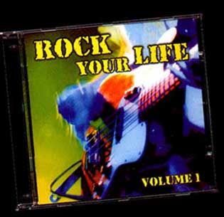 Rock Your Live Vol. 1 Front